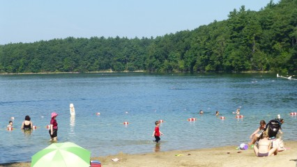 Walden Pond, MA