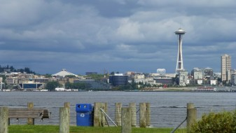 Day Trip to Alki Beach - Seattle, WA